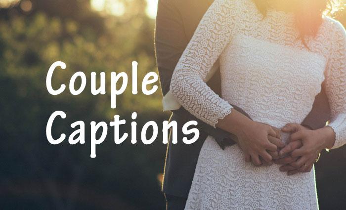 Couple Captions