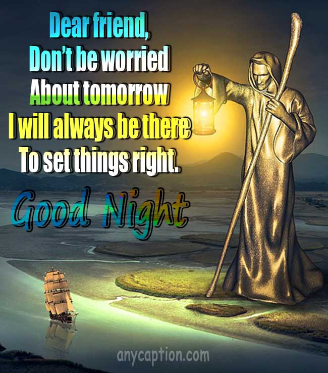 Funny-goodnight-captions-for-friend
