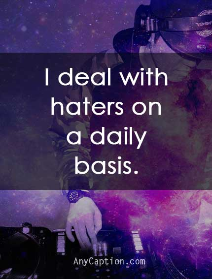 Sarcastic Captions for Haters