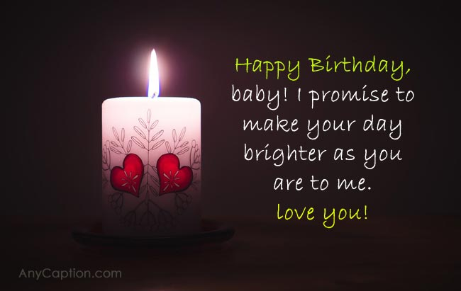 Birthday Captions For Girlfriend - Sweet And Romantic -4656