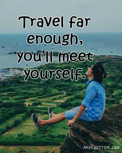 travel quotes captions