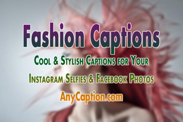 Fashion-Captions