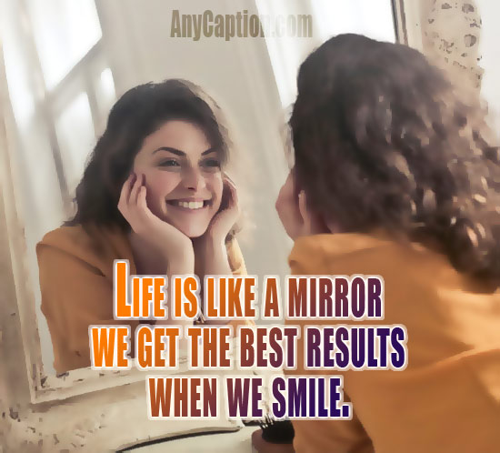Inspiring-Mirror-Selfie-Caption-About-Life