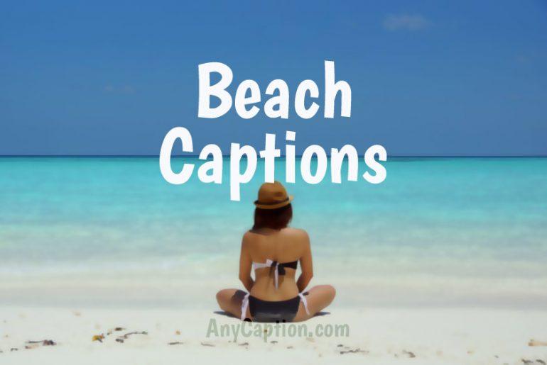 Beach-Captions