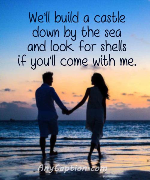 Romantic-beach-captions-with-images