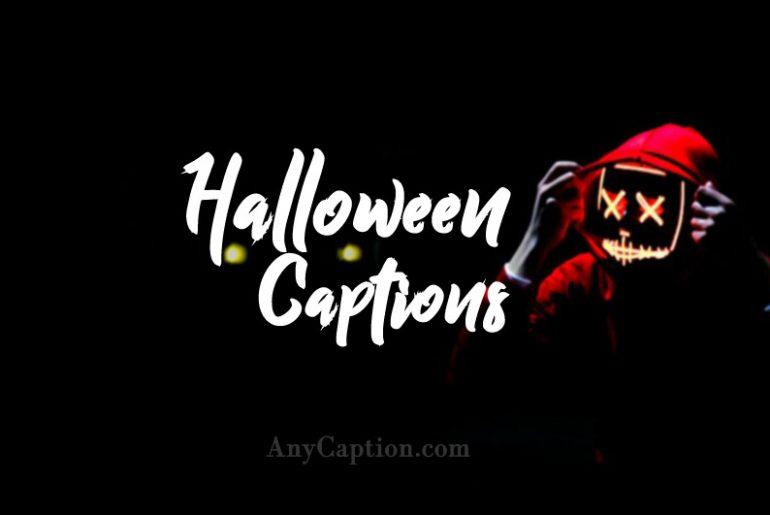 Halloween-Captions