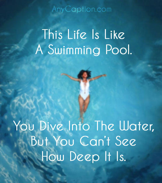 Pool-captions-for-swimming-photos