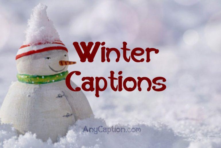 Winter-Captions