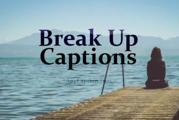 Breakup-Captions