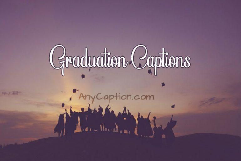 Graduation-Captions