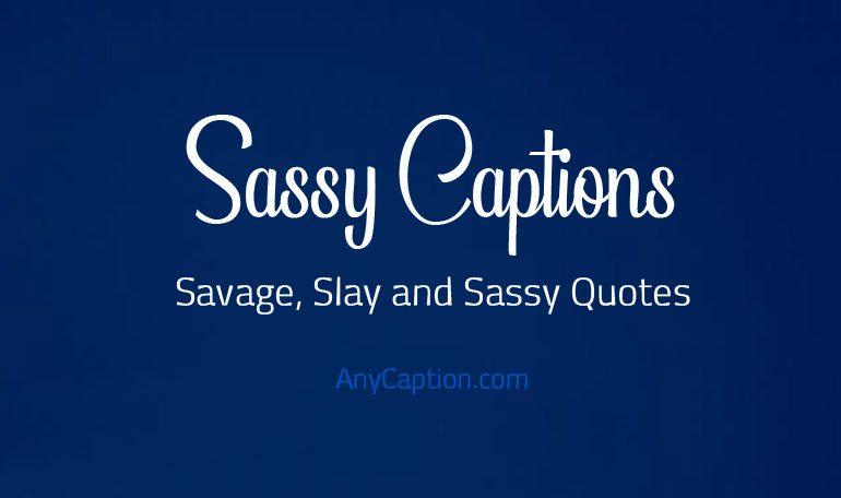 Sassy-Captions