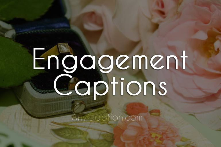 Engagement Captions for Instagram