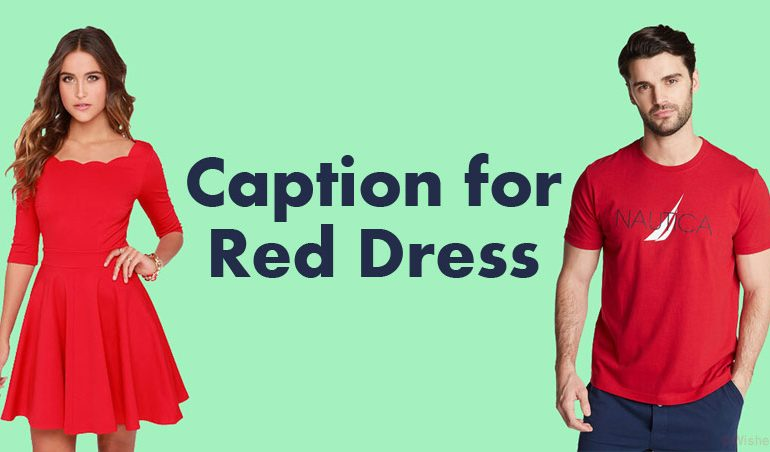 Caption-for-Red-Dress